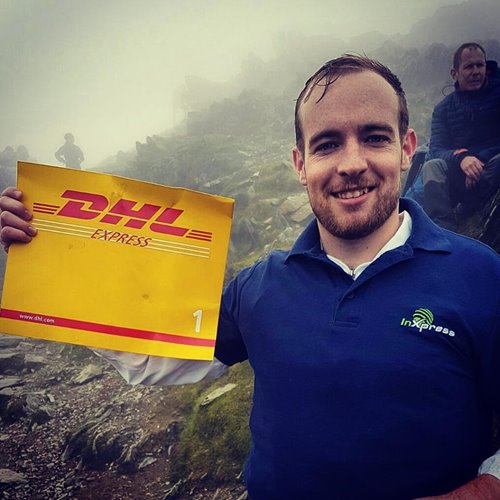 Climbing Snowdon to Deliver for Charity  Image